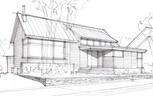 Front Elevation for Cover Sheet