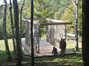 Studio North 2013 - Birch Pavillion, Moskow Linn Architects